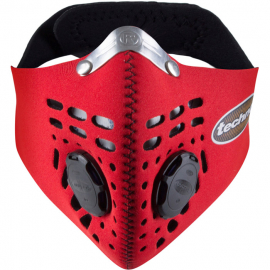 Techno Mask Red Medium