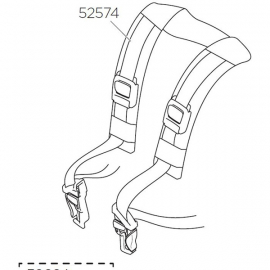 Harness for RideAlong Mini