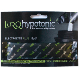 TORQ TORQ HYPOTONIC ELECTROLYTE PLUS DRINK SINGLE SERVE BOX 12: WATERMELON