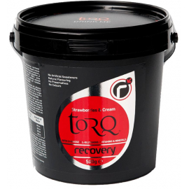 TORQ RECOVERY DRINK (2X 500G): STRAWBERRIES & CREAM