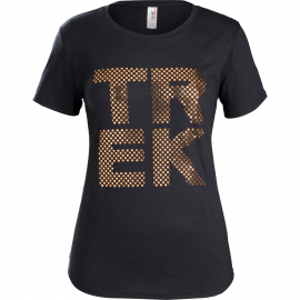 Trek Polka Dot Women's T-Shirt