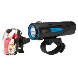 Light and Motion Urban 900 Longfin + Vis Micro II