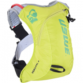 Vertical 4 Run Pack with 2L Shape Shift Bladder Crazy Yellow