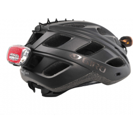 Vis 360 - helmet mounted light system - integrated front and rear