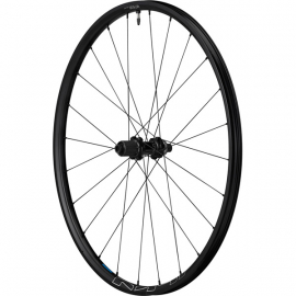 Shimano Wheels WH-MT600 tubeless compatible wheel, 29er, 12 x 142 mm axle, rear, black