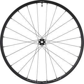 WH-MT600 tubeless compatible wheel, 29er, 15 x 100 mm axle, front, black