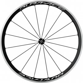 WH-R9100-C40-CL Dura-Ace wheel, Carbon clincher 35 mm, pair Q/R