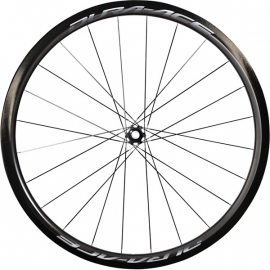WH-R9170-C40-TL Dura-Ace disc wheel, Carbon clincher 40 mm, pair 12 mm E-thru