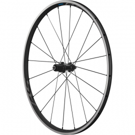 WH-RS300 clincher wheel, 9/10/11-speed, 130 mm Q/R axle, rear, black
