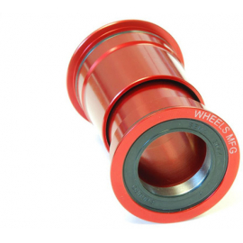 PressFit 30 Angular Contact Bearing - Red