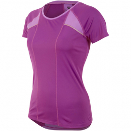 Women's Pursuit SS, Purple Wine/Iris Orchid, Size M