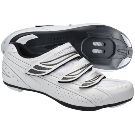 WR35 SPD Shoes, White, Size 37