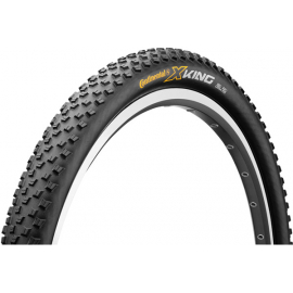 X King RaceSport 26 x 2.0 Black Chili Folding Tyre