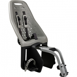 Yepp Maxi rear seat, seat post mount, silver
