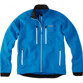 Zenith lightweight softshell jacket, royal blue small