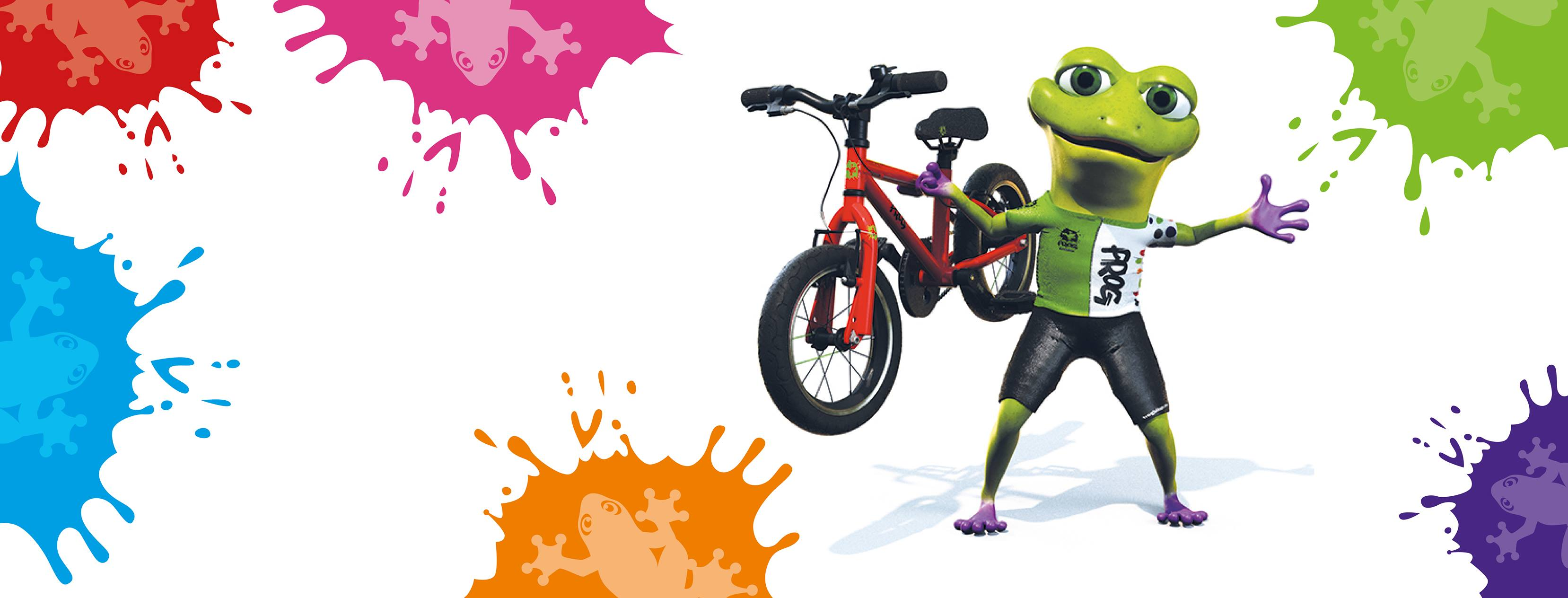 Frog Bicycles